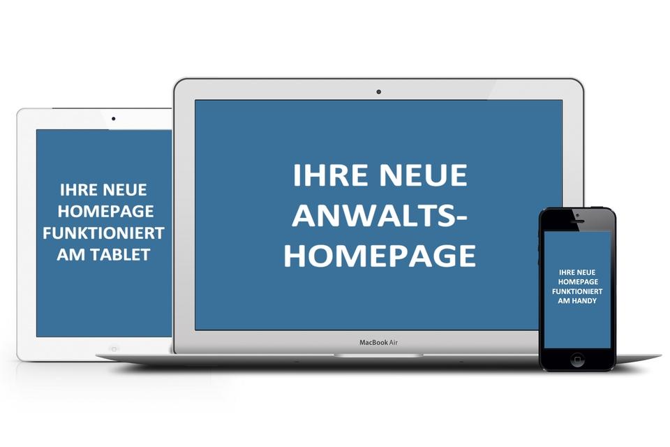 Homepage für Anwalt, wordpress agentur, wir programmieren Websites für Anwälte und Anwaltskanzlei.