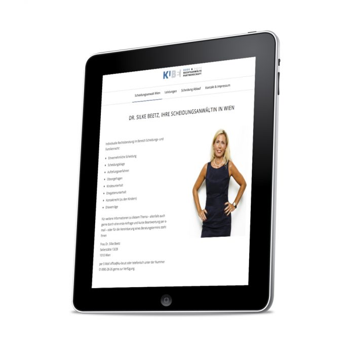 Webdesign für Rechtsanwalt und Anwaltskanzlei. Wir gestalten funktionale Wordpress Websites für Anwälte und Anwaltskanzleien.